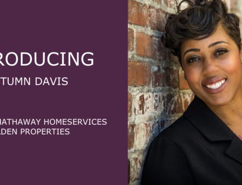 Welcome Broker Associate, Autumn Davis to BHHS Golden Properties